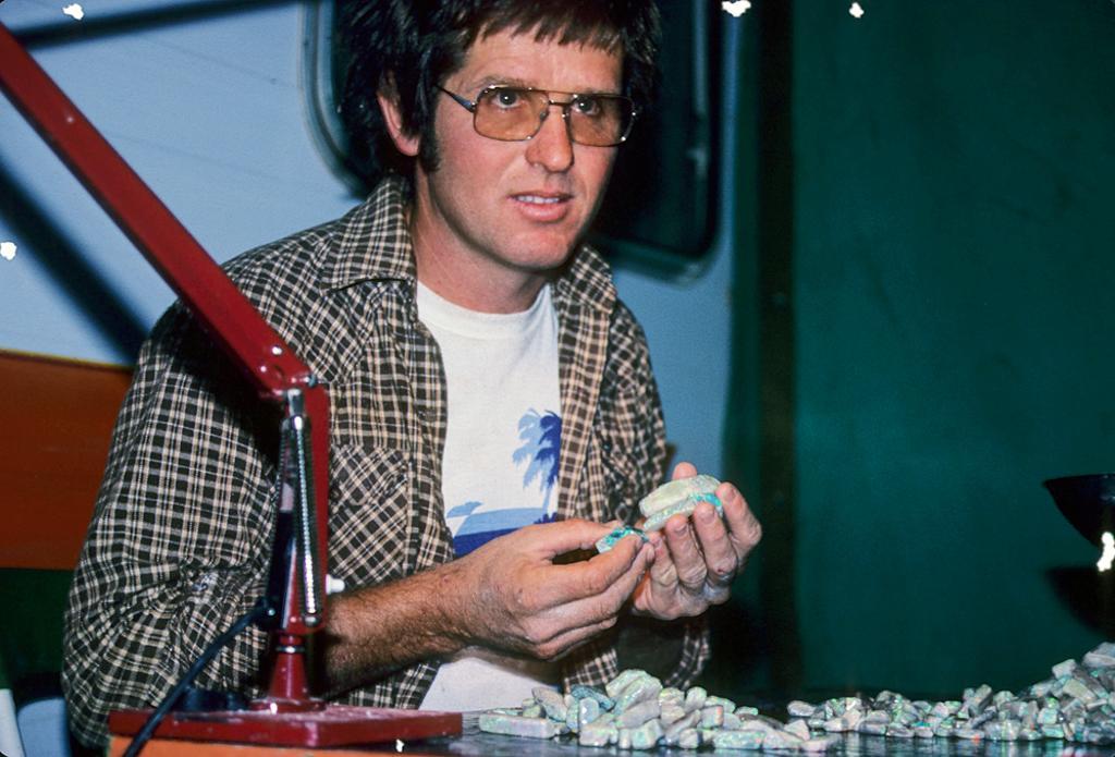 Peter classing opal