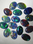 OPAL TRIPLETS 14x10mm for setting