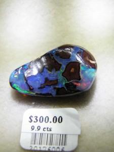 BOULDER OPAL 20mm x 12mm 9.9 carats A$300