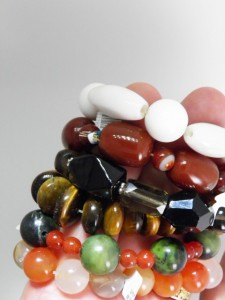 GEMSTONE BRACELETS ALL A$20 each