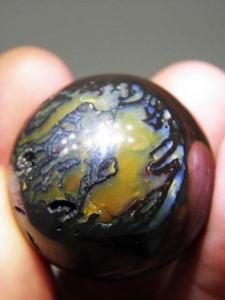 BOULDER OPAL sphere A$50