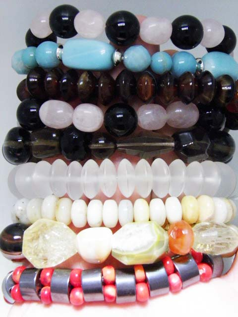 mahogany charms collections obsidian soul bracelets bead gemstone bracelet beaded