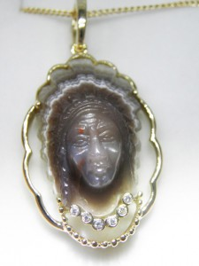 Another view of the same pendant