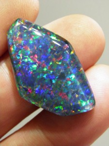 OPAL TRIPLET (large 31x20mm stone) A$400 Code... Tr1