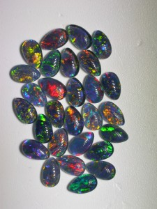 OPAL TRIPLET (8x5mm) $15 each